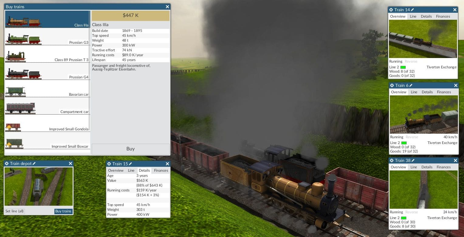Balance Mod [UPDATED for 5112] - Downloads - Train Fever / Transport
