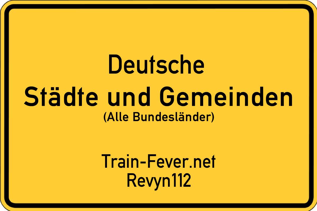 namen deutscher st dte und gemeinden alle bundesl nder v7 downloads train fever. Black Bedroom Furniture Sets. Home Design Ideas
