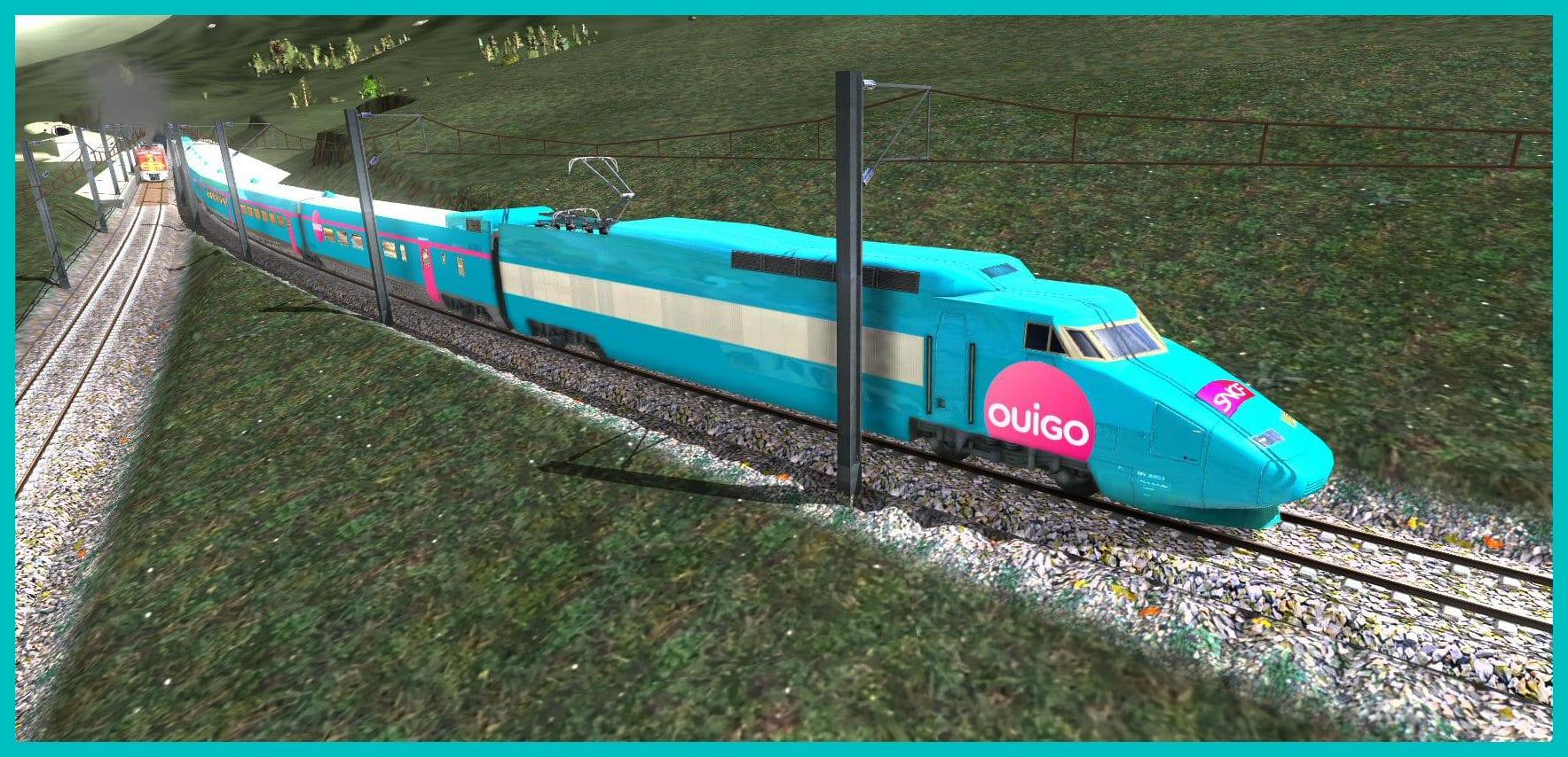 Pack Ouigo Amp Idbus Downloads Train Fever Transport