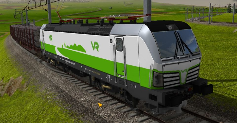 Vr Vectron