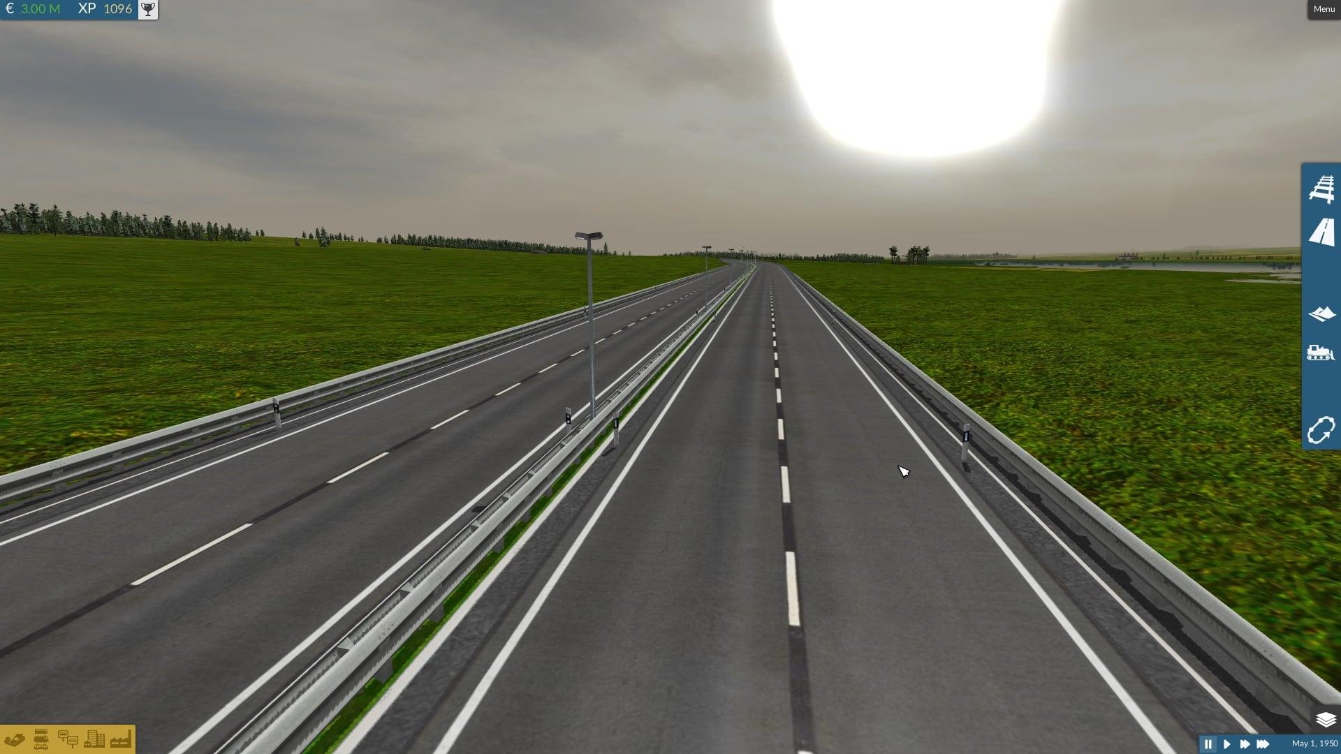 autobahn road