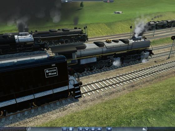 BIg Steam USA