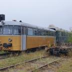 Goldener Schienenbus