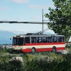 [TpF1] Crimean mountain trolleybus #2