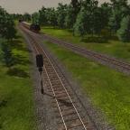 Abzweig Güterlinie
