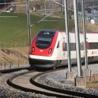 SBB Rabde 500 als ICN nach Zürich HB