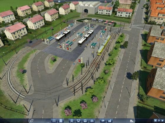 Der neue Stadtteil wächst