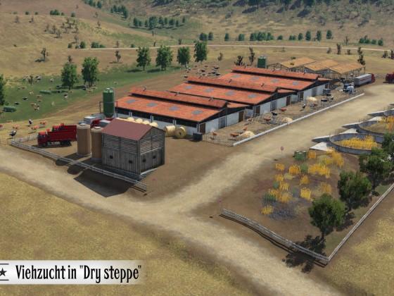 Viehzucht Dry steppe