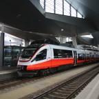 ÖBB BR 4124 in Wien HB