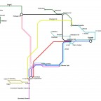 Netzplan Jordland