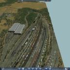 American Train Yard Update +  Coal/Iron Mine