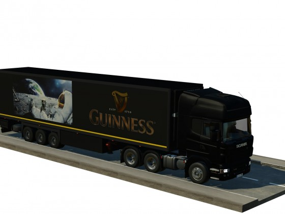 Guinness Truck Nr.2