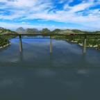 Brücke wurde stabilisiert ;)