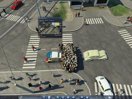 Der Anti-Diesel-Protest