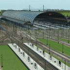 Bahnhof mit Großstadtcharackter (WIP)