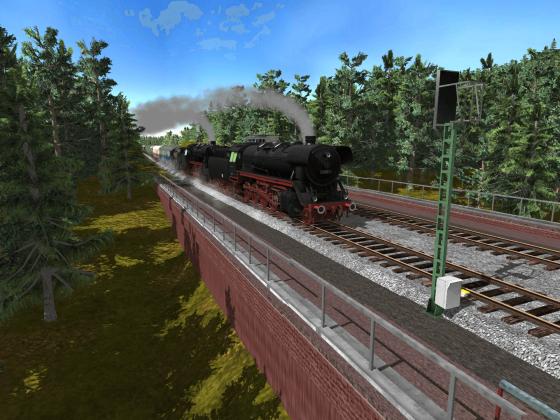 BR44 Sonderzug nach Meiningen