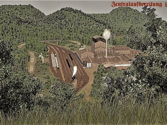 Zentralaufbereitung Herrnberg