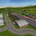 Lonnig Bahnhof