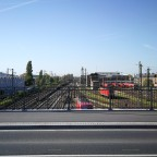 Frankfurt Hbf - Bh1 und südliche Ausfahrt