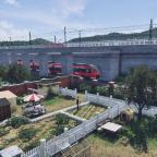 Überwerfungsbauwerk Schwanstein Süd (Nachher)