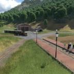 Werkbahn als Touristenattraktion
