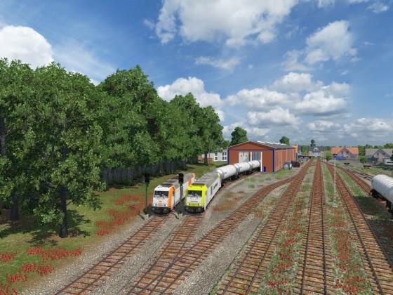 Treffen der Dieseltraxxen