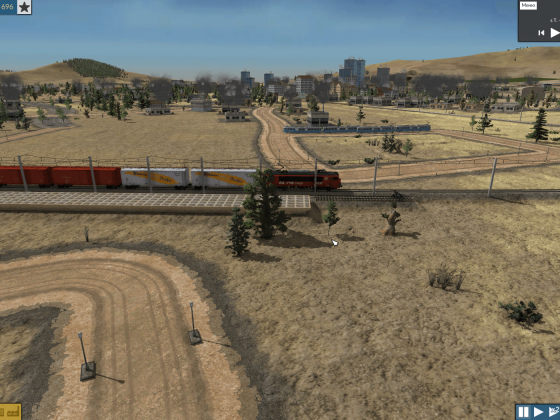 commodity train
