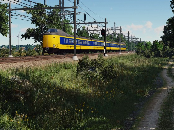 Trainspotting NS ICM