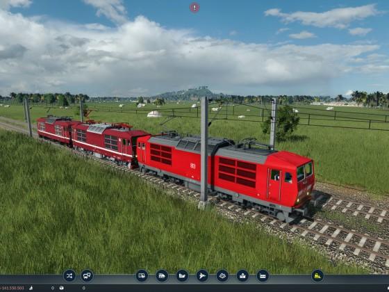 DB BR 180 in TPF 2