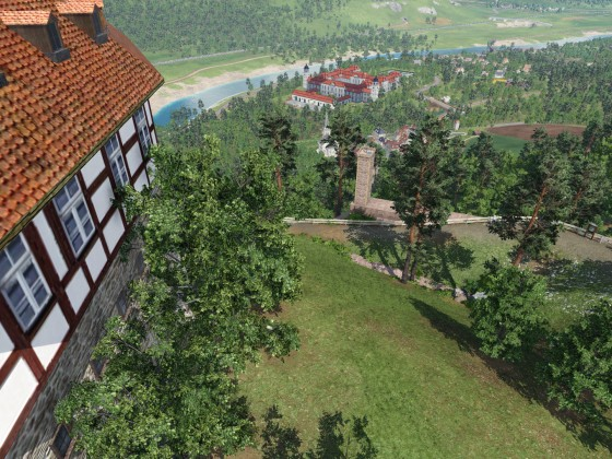 Des Kaisers neue Burgen