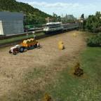 Zwischen Gütern und Feldern