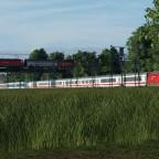 IC mit Baureihe 101