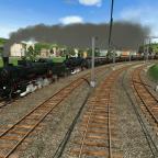 Sächsische Dampfloks