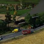 Verkehrsunfall bei Billerbeck