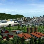 Rheintal Map - Eglisau