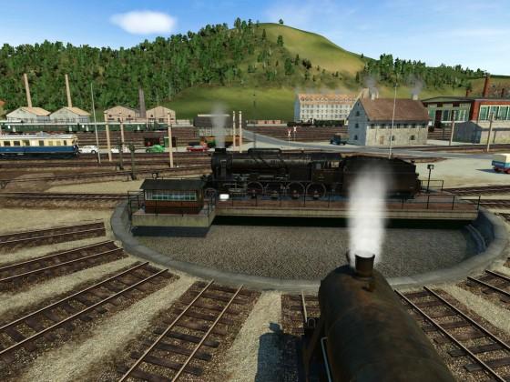 Bahnbetriebswerk Graz