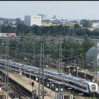 Ankunft in Hamburg-Altona