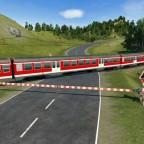 Unterwegs auf Brunau