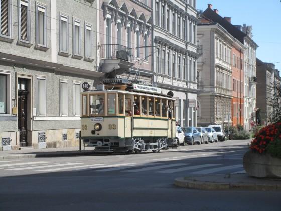 140 Jahre Straßenbahn in Graz I