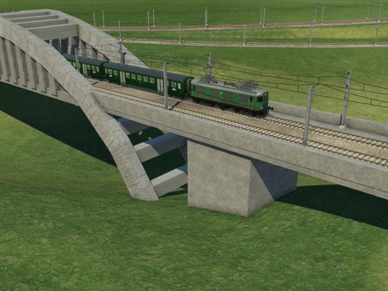 Bogenbrücke  (WIP)