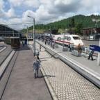 Bahnsteigverlängerung für ICE