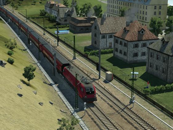 Zu Gast auf deutschen Schienen