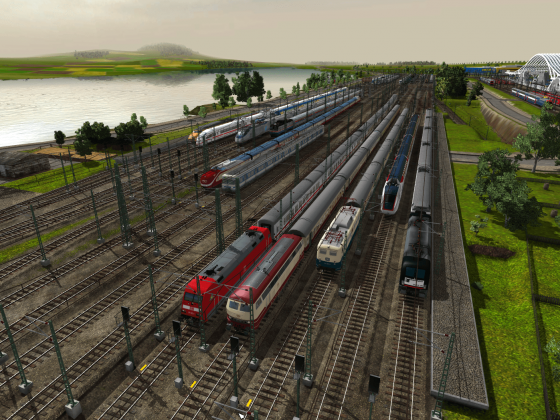 Just Trains :) 02