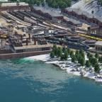 Holzstadt Hafen 3.0