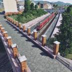 Neuer S-Bahn Haltepunkt