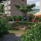 Neba Siedlung Spielplatz