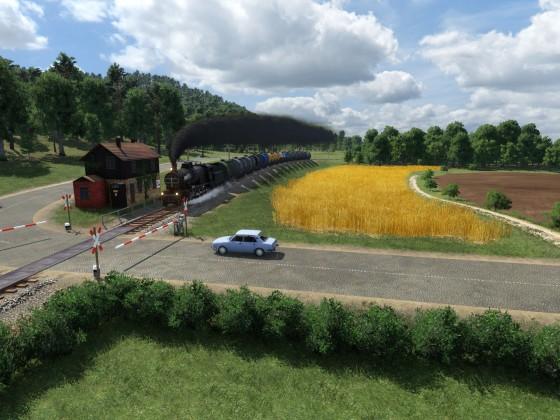 ÖBB Güterzug