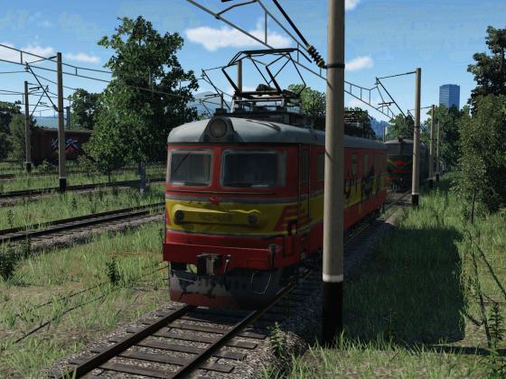 Train Graveyard in Russia #5