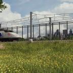 TGV on its way