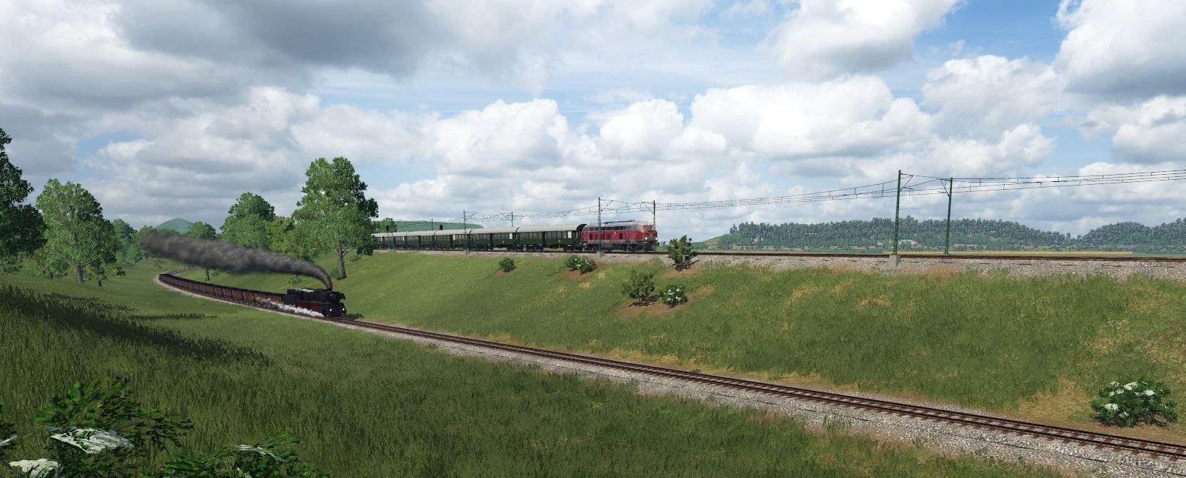 Impressionen eines Trainspotters ;)